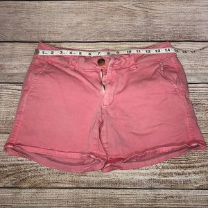 AE Salmon Shorts